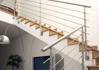 Stainless Steel Handrails - Indian Hills, NV