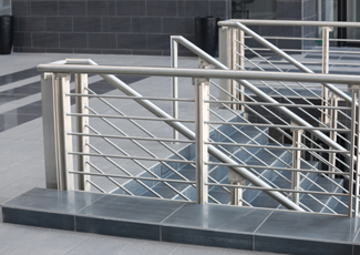 Stainless Steel Handrails - Johnson Lane, NV